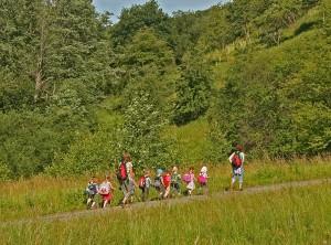 Beliggenheden og det omfattende stinet gør Naturparken til et vigtigt rekreativt område for gående, cyklister, motionister og ryttere – og mere end 35 spejderhytter, feriekolonier og skovbørnehaver.